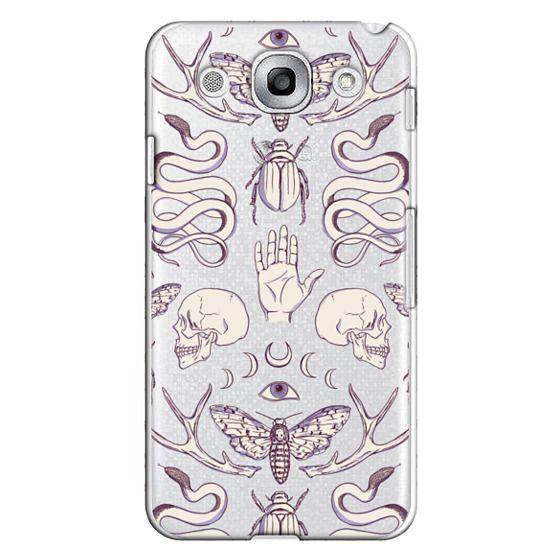 Optimus G Pro Cases - Magick - Lilac