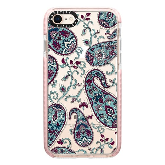 iPhone 8 Cases - Paisley