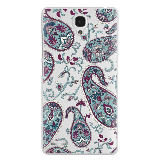 Redmi Note Cases - Paisley