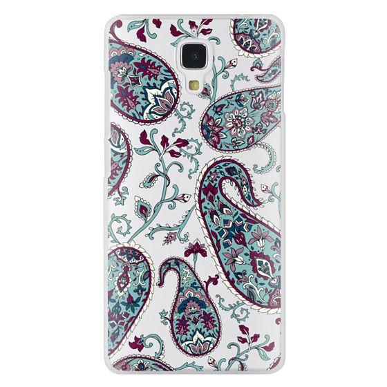 Xiaomi 4 Cases - Paisley