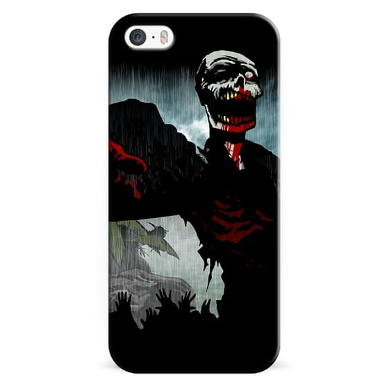 iPhone 5s Cases - A Cold Welcome
