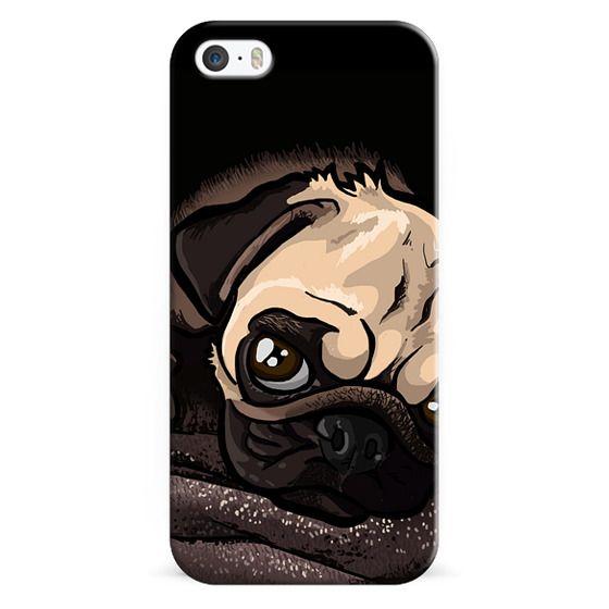 funda iphone 5c pug