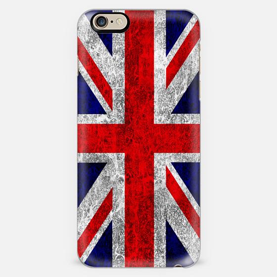 Union Jack Grunge Flag -