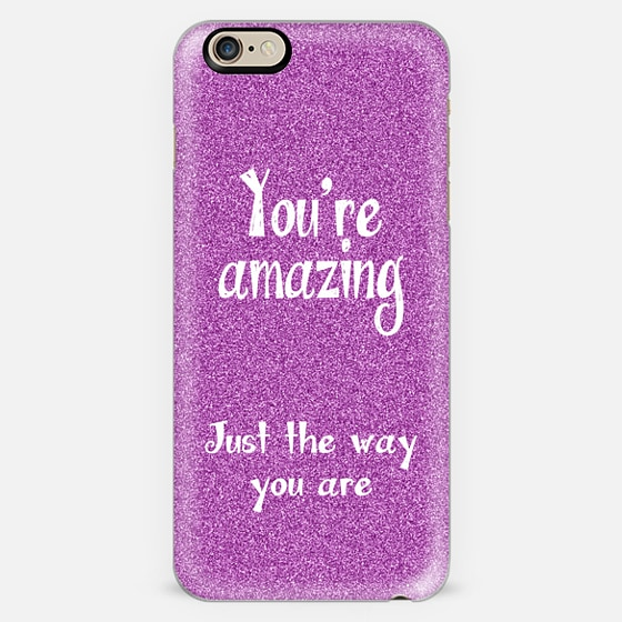 You're Amazing -