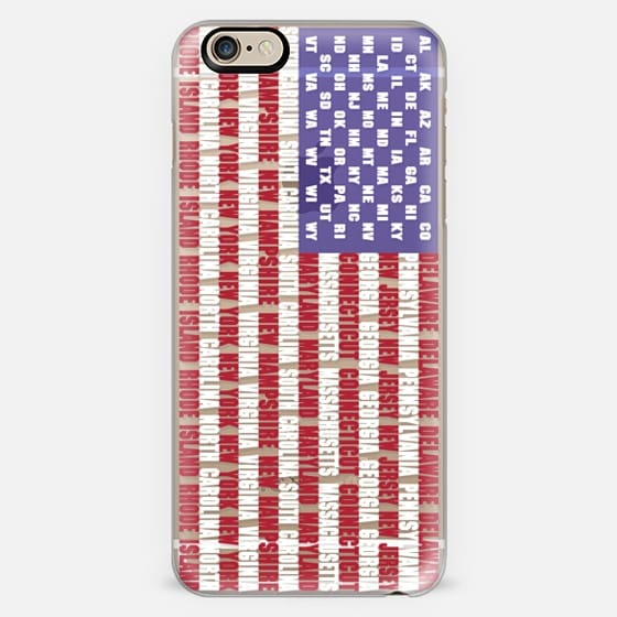 American Flag - States and Colonies -