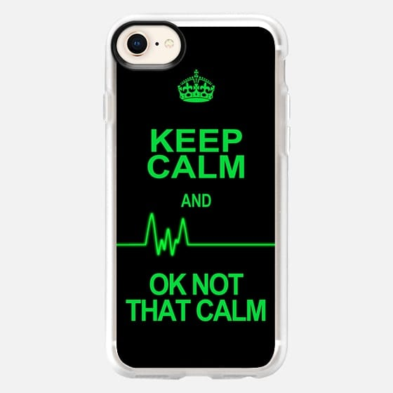 Keep Calm - Snap Case