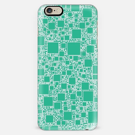 Boxed Teal -