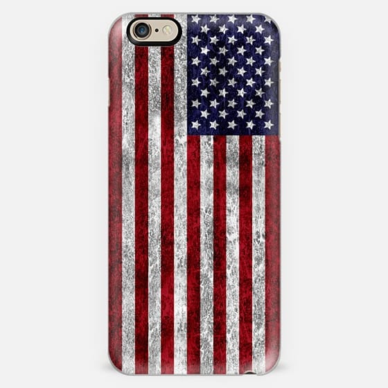 American Grunge Flag -