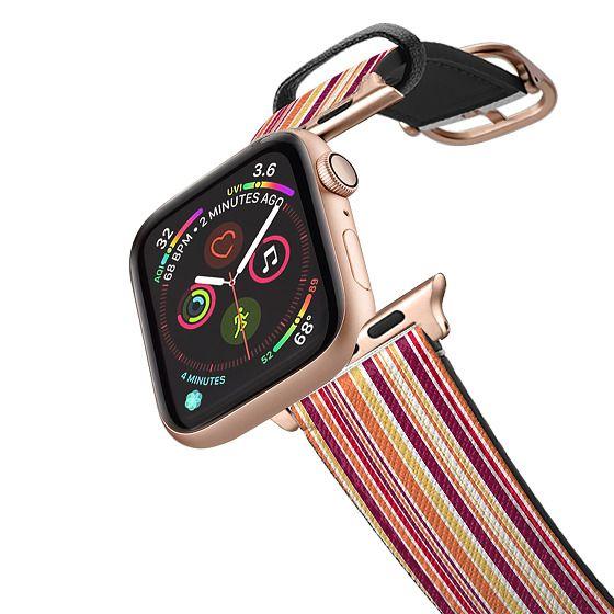 Apple Watch 42mm Bands - Candy Stripe Summer