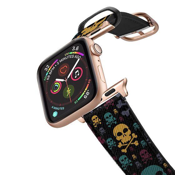 Apple Watch 42mm Bands - Skulls