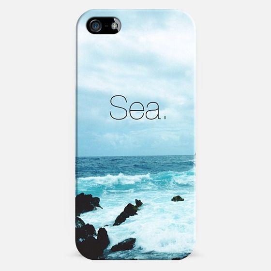 Sea - Classic Snap Case