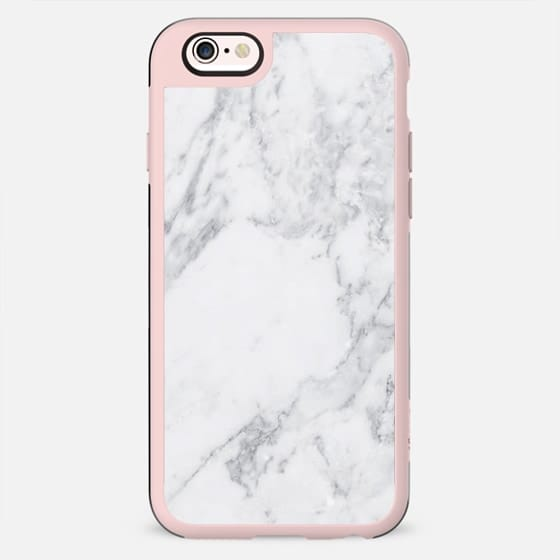 White Marble -