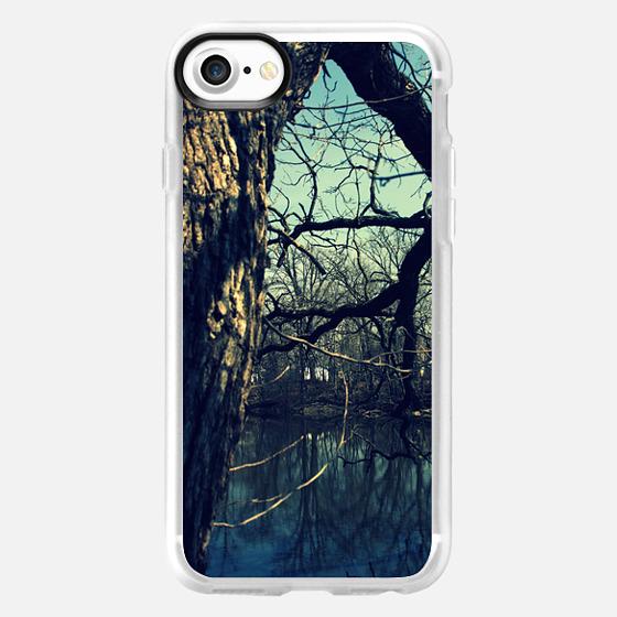 Creepy Tree - Wallet Case