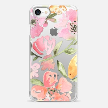 iPhone 7 ケース Floral