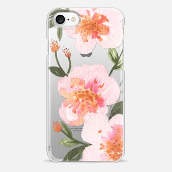 iPhone 7 Case floral 3