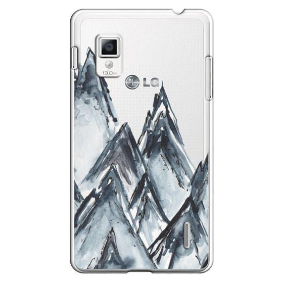 Optimus G Cases - mountain scape