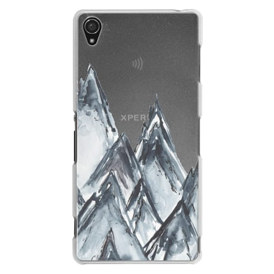 Sony Z3 Cases - mountain scape