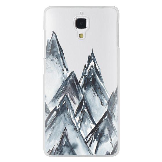 Xiaomi 4 Cases - mountain scape