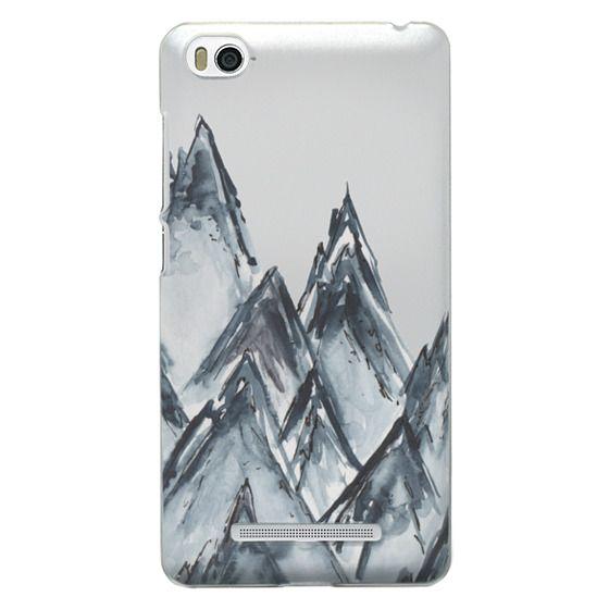 Xiaomi 4i Cases - mountain scape