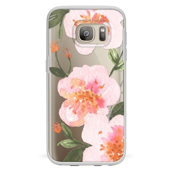 Samsung Galaxy S7 Cases - floral 3