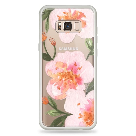 Samsung Galaxy S8 Plus Cases - floral 3