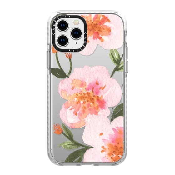 iPhone 11 Pro Cases - floral 3