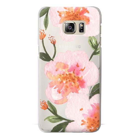Samsung Galaxy S6 Edge Plus Cases - floral 3