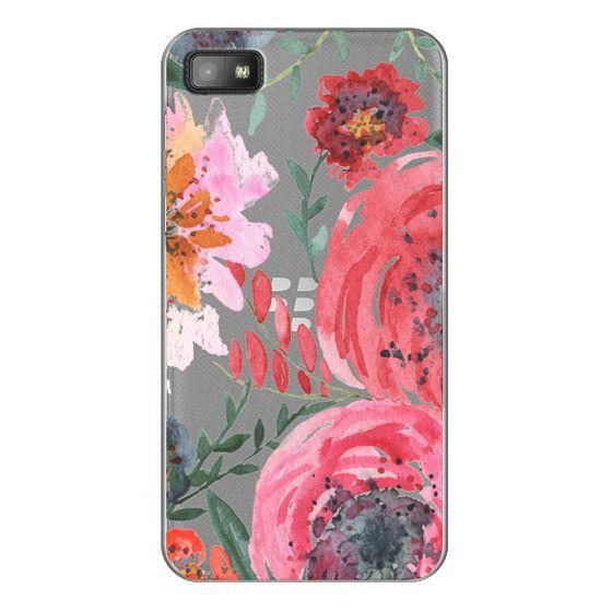 Blackberry Z10 Cases - sweet petals
