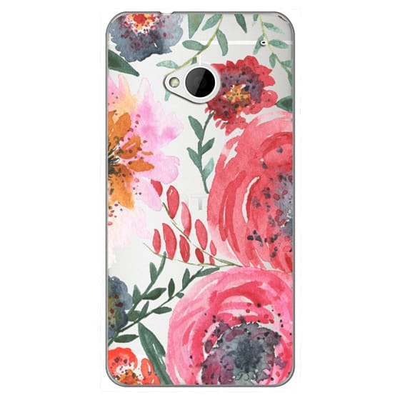 Htc One Cases - sweet petals