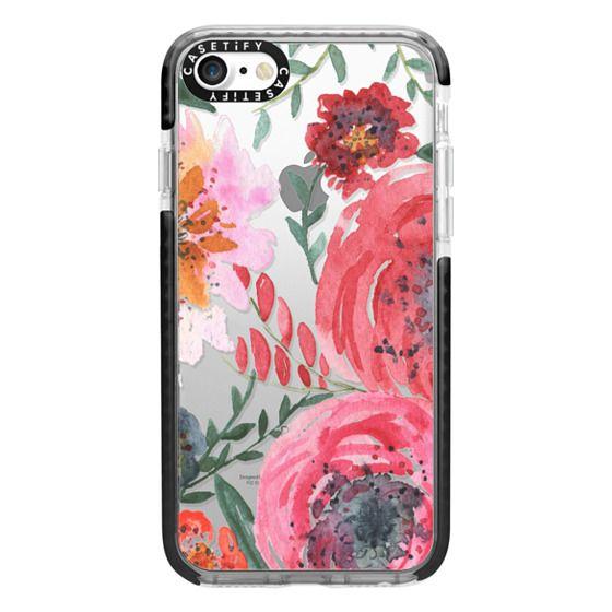 iPhone 7 Cases - sweet petals