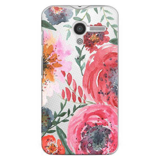 Moto X Cases - sweet petals