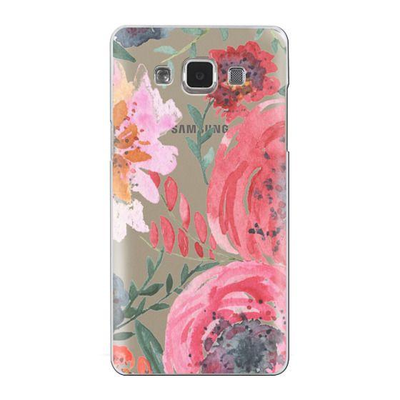 Samsung Galaxy A5 Cases - sweet petals