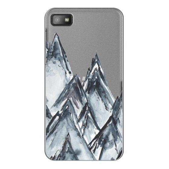 Blackberry Z10 Cases - mountain scape