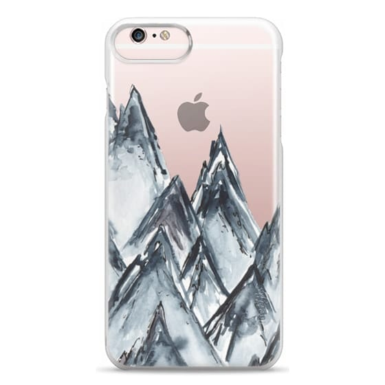 iPhone 6s Plus Cases - mountain scape