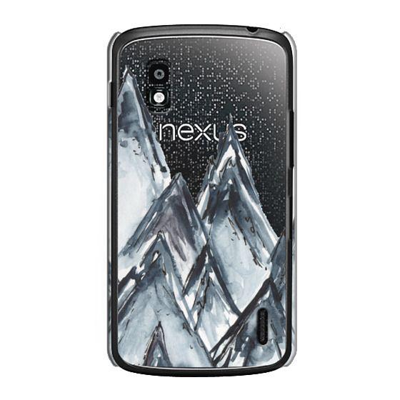 Nexus 4 Cases - mountain scape