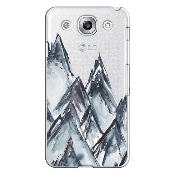 Optimus G Pro Cases - mountain scape