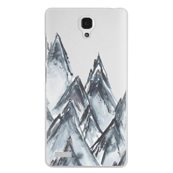 Redmi Note Cases - mountain scape