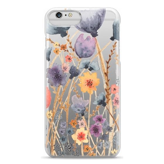 iPhone 6 Plus Cases - floral field