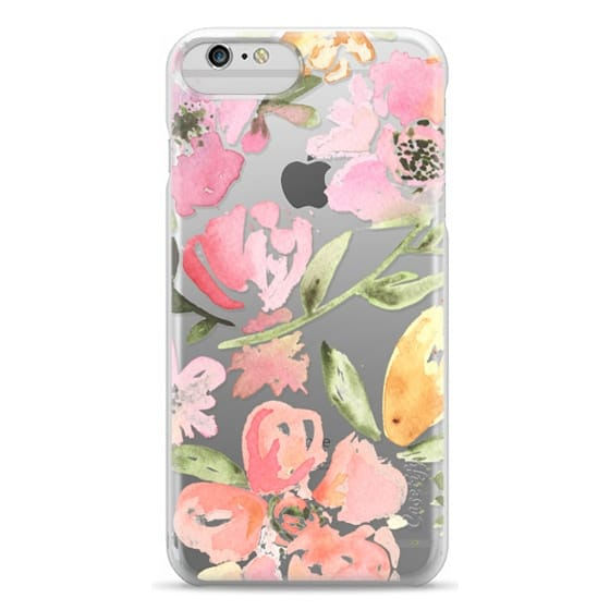 iPhone 6 Plus Cases - Floral