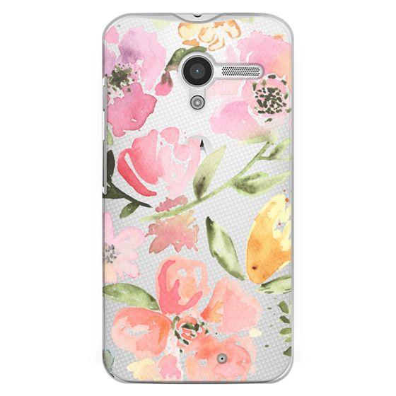 Moto X Cases - Floral