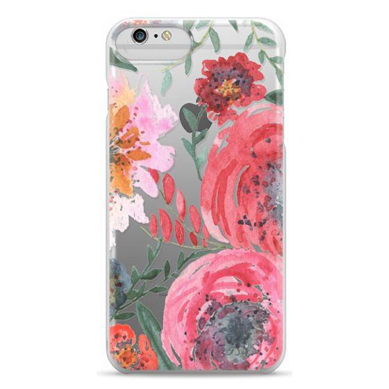 iPhone 6 Plus Cases - sweet petals