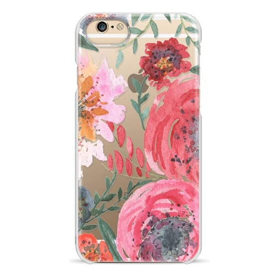 iPhone 6 Cases - sweet petals