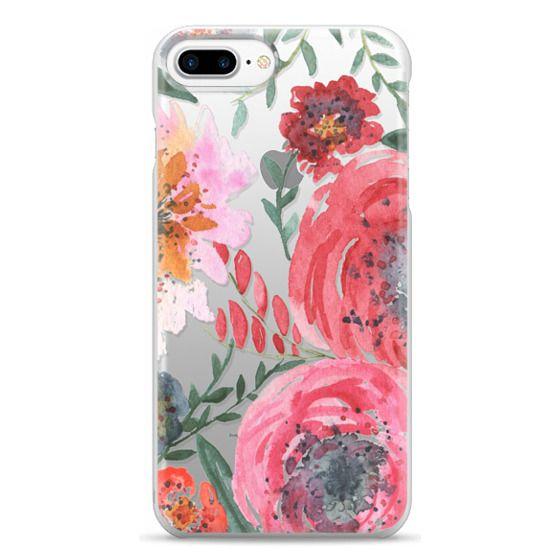 iPhone 7 Plus Cases - sweet petals