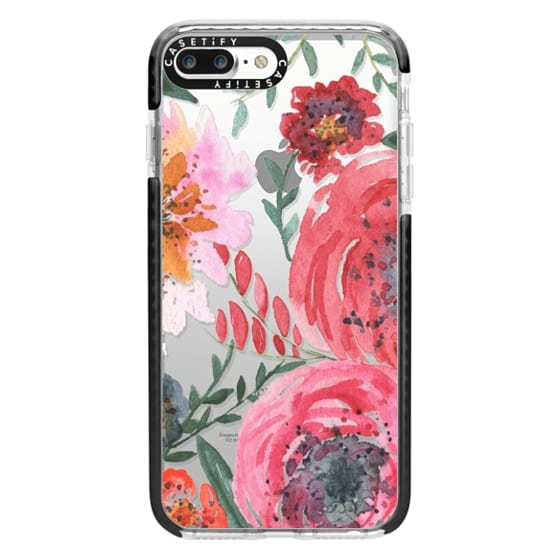 iPhone 7 Plus Cases - sweet petals