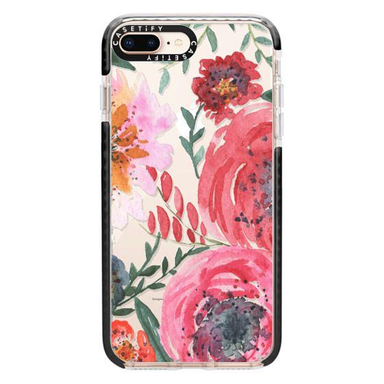 iPhone 8 Plus Cases - sweet petals