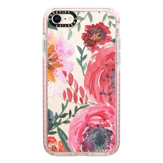 iPhone 8 Cases - sweet petals