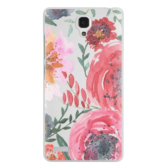 Redmi Note Cases - sweet petals