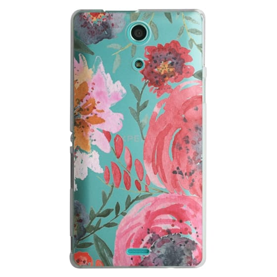 Sony Zr Cases - sweet petals