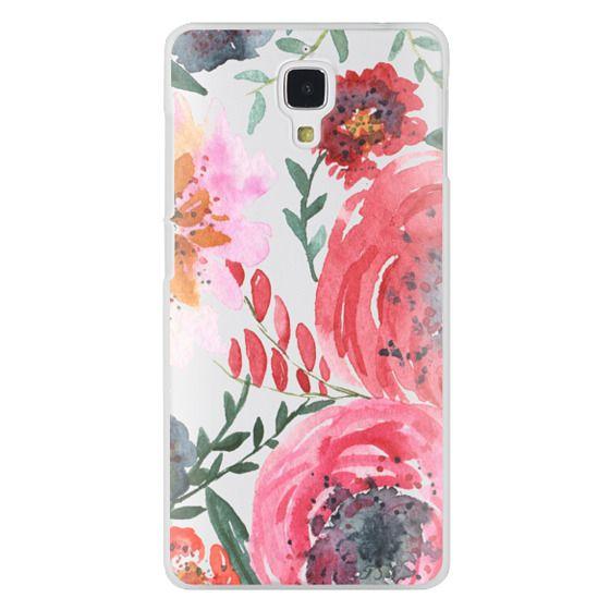 Xiaomi 4 Cases - sweet petals