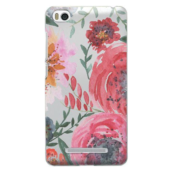 Xiaomi 4i Cases - sweet petals